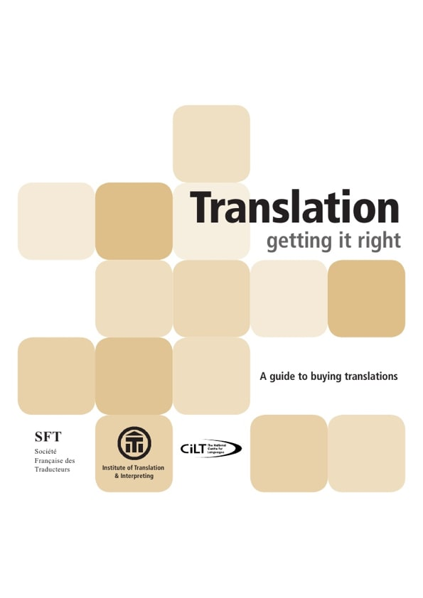 translation-getting-it-right